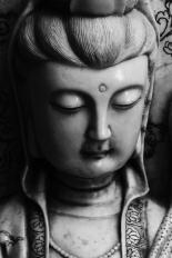 Guan Yin - Marble Statue