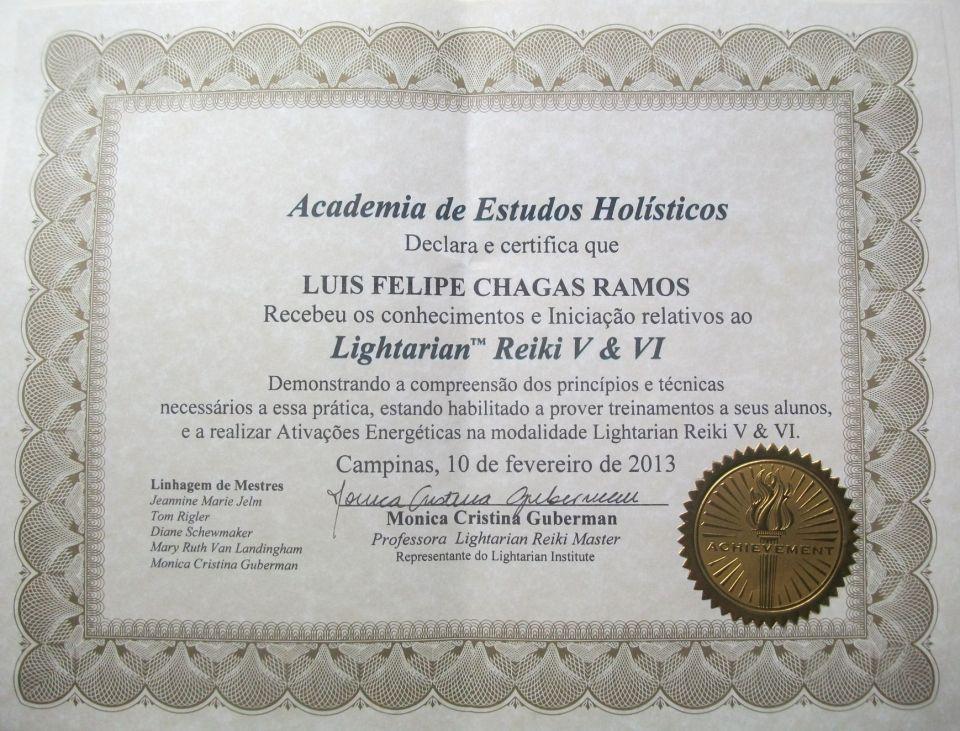 Lightarian V e VI