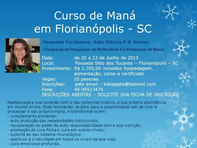 Curso de Maná 06-2013