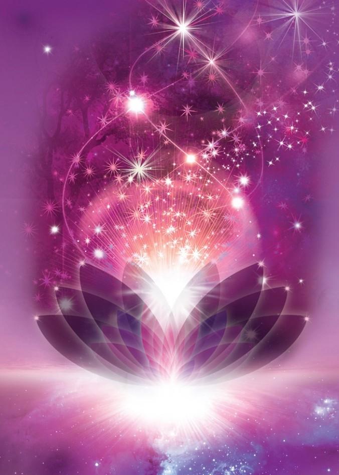 Solar Violet Flame