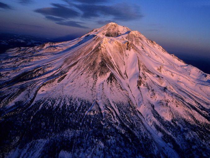Monte Shasta Califórnia